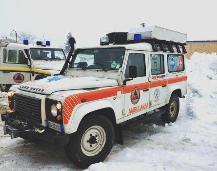 Croce Bianca Verona - Protezione Civile - Emergenza Centro Italia